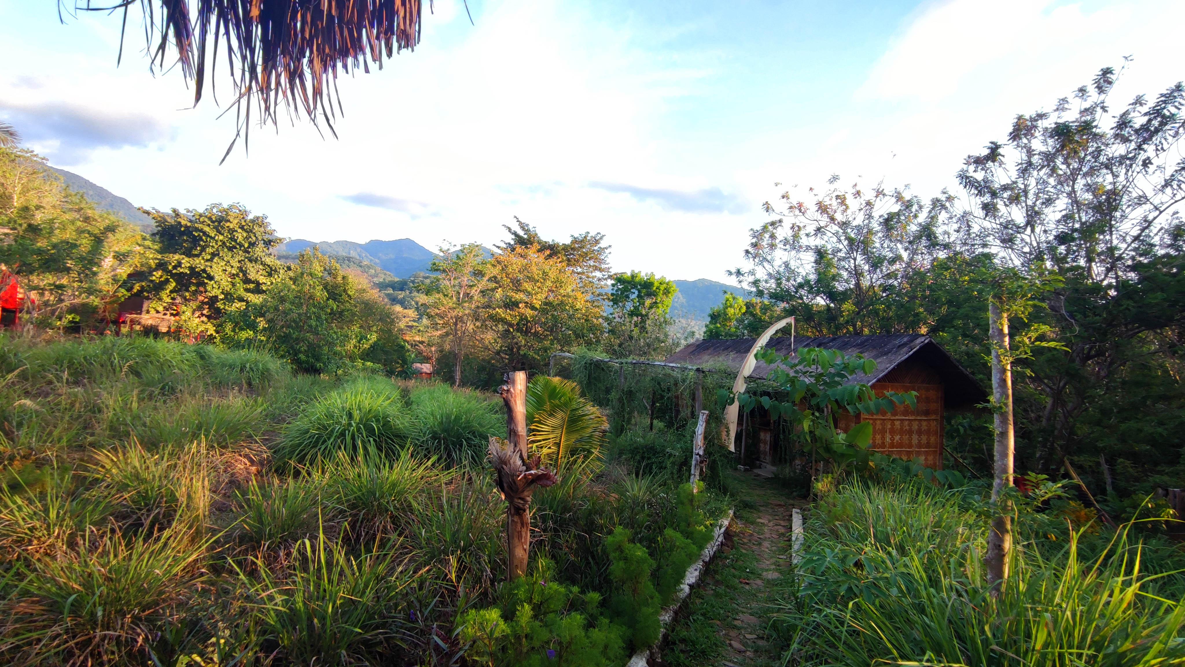 entrance-path-sten-lodge-eco-homestay-labuan-bajo